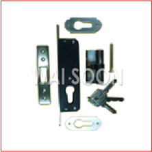 WS-886 SLIDING & SWING DOOR LOCK