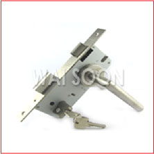 WS-1002 FOLDING DOOR LOCK & HANDLE