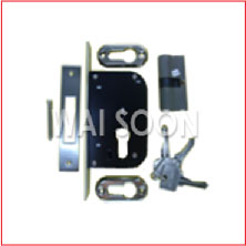 WS-891 SLIDING & SWING DOOR LOCK