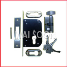 WS-892 SLIDING & SWING DOOR LOCK
