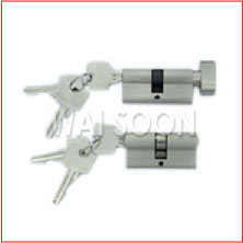 WS-1039 SINGLE & DOUBLE CYLINDER LOCK