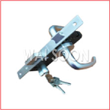 WS-1003 FOLDING DOOR LOCK & HANDLE