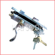 WS-888 FOLDING DOOR LOCK & HANDLE