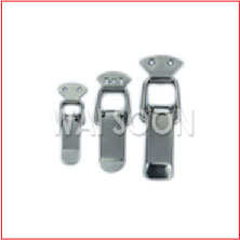 WS-1078 SPRING LOADED LOCK