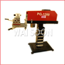 WS-983 PIPE SANDING MACHINE